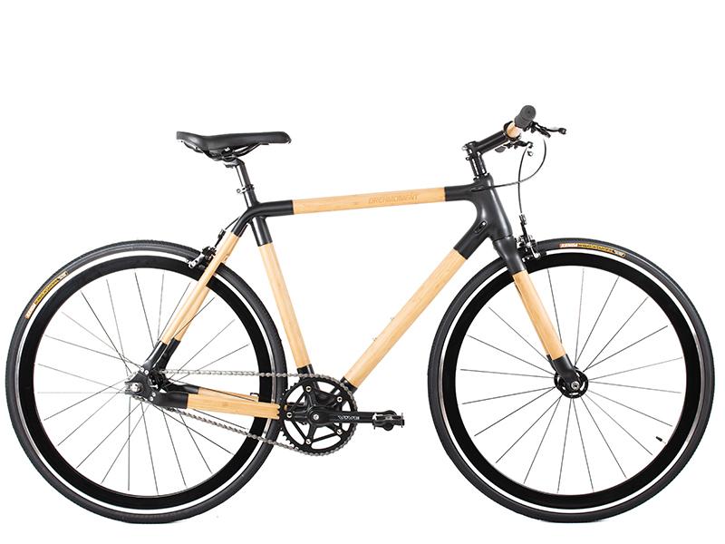 unique bikes drehmoment minimalista hout carbon