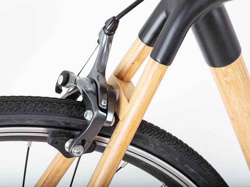unique bikes drehmoment rem bamboe carbon