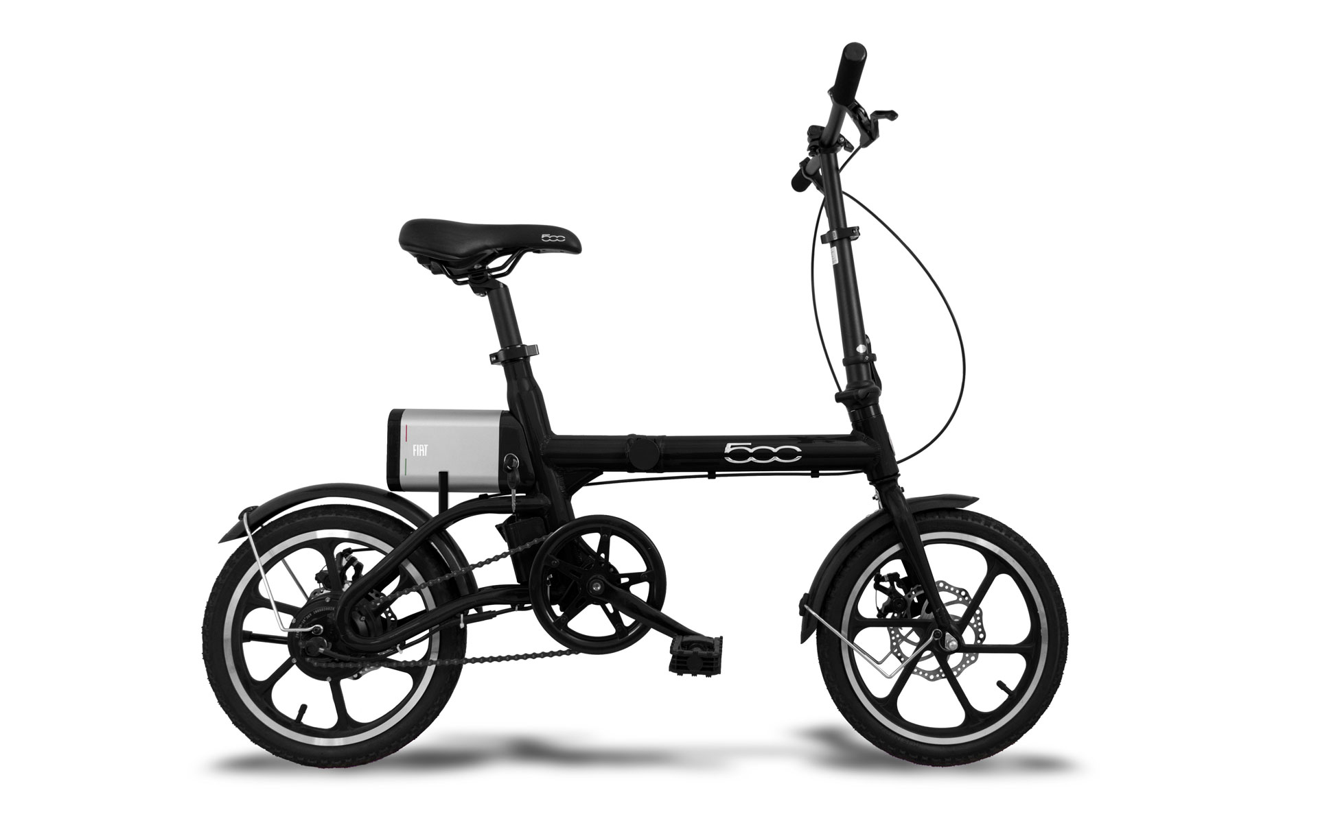 uniquebikes fiat 500 folding ebike