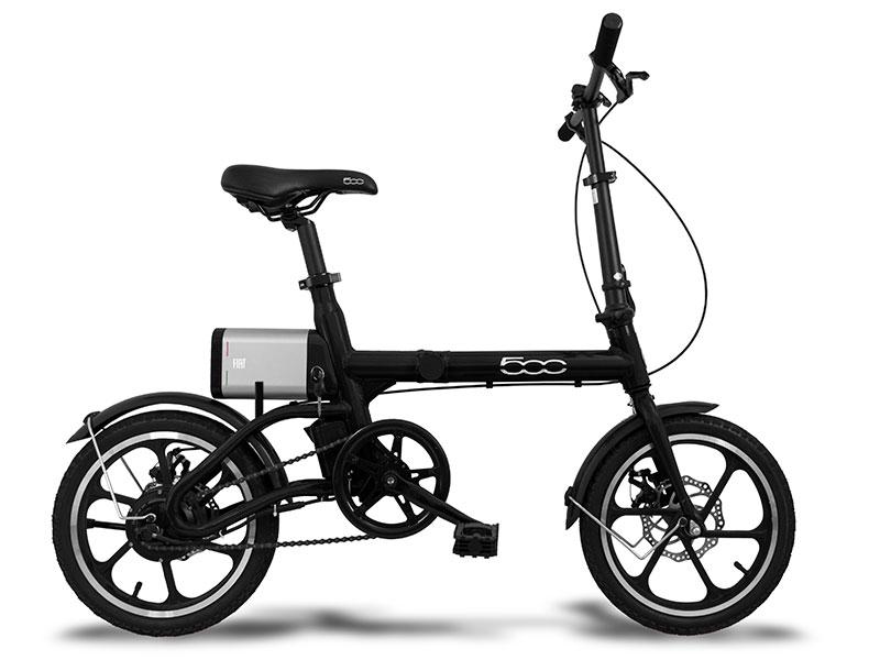 uniquebikes fiat500 elektrische vouwfiets