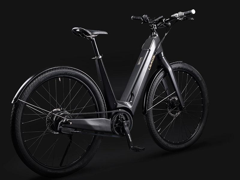 unique bikes leaos pure totaal design elektrische fiets