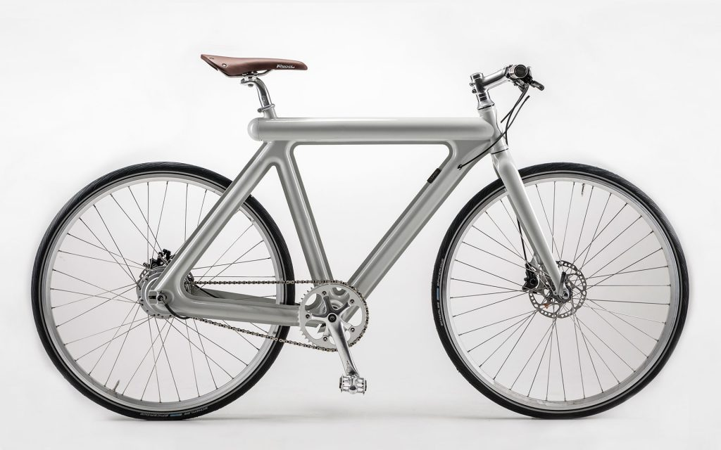 uniquebikes leaos pressed white design