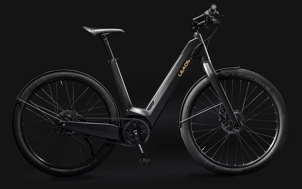 uniquebikes leaos pure carbon fiets elektrische fiets e-bike