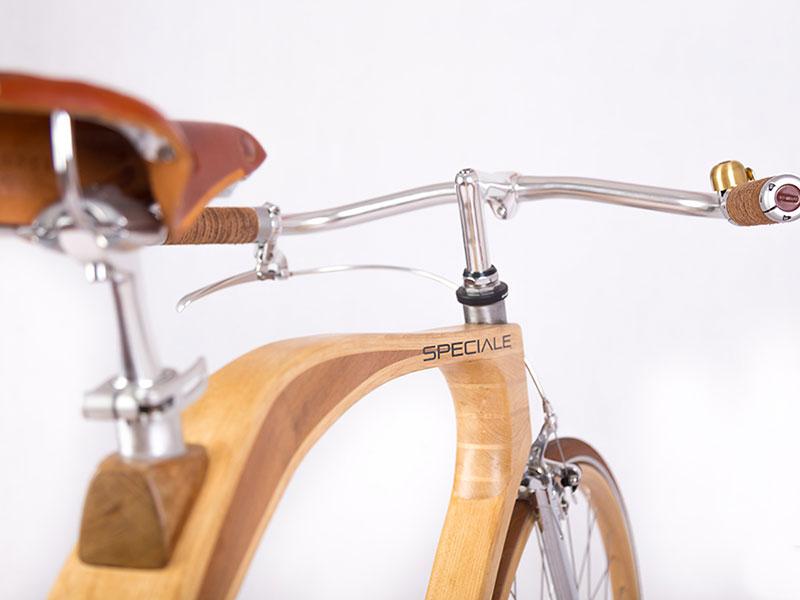 uniquebikes milano vintage hout