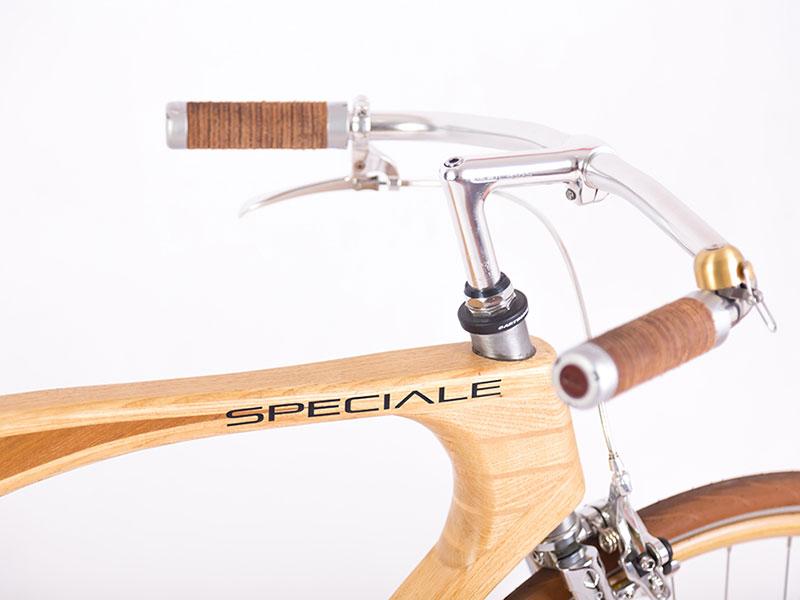 unique bikes milano vintage detail stuur
