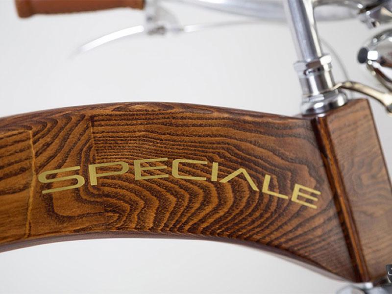 unique bikes speciale como frame hout