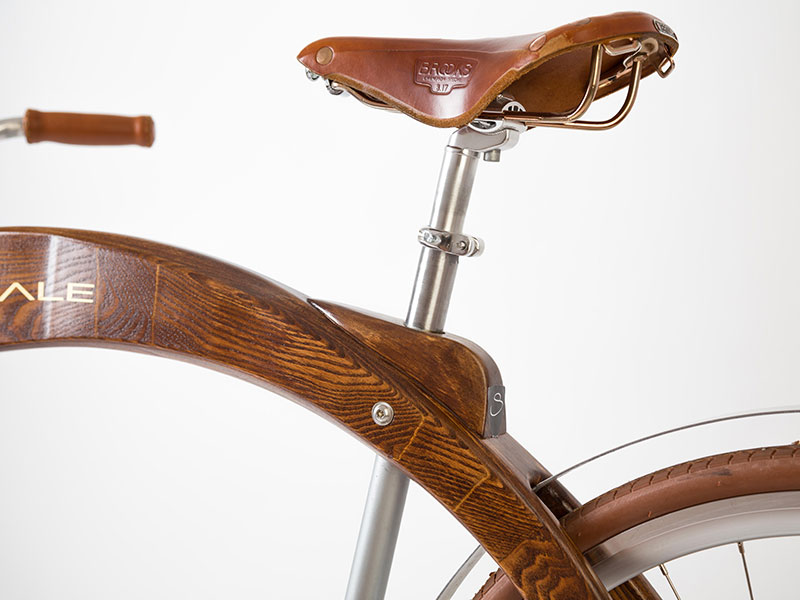 unique bikes speciale como hout